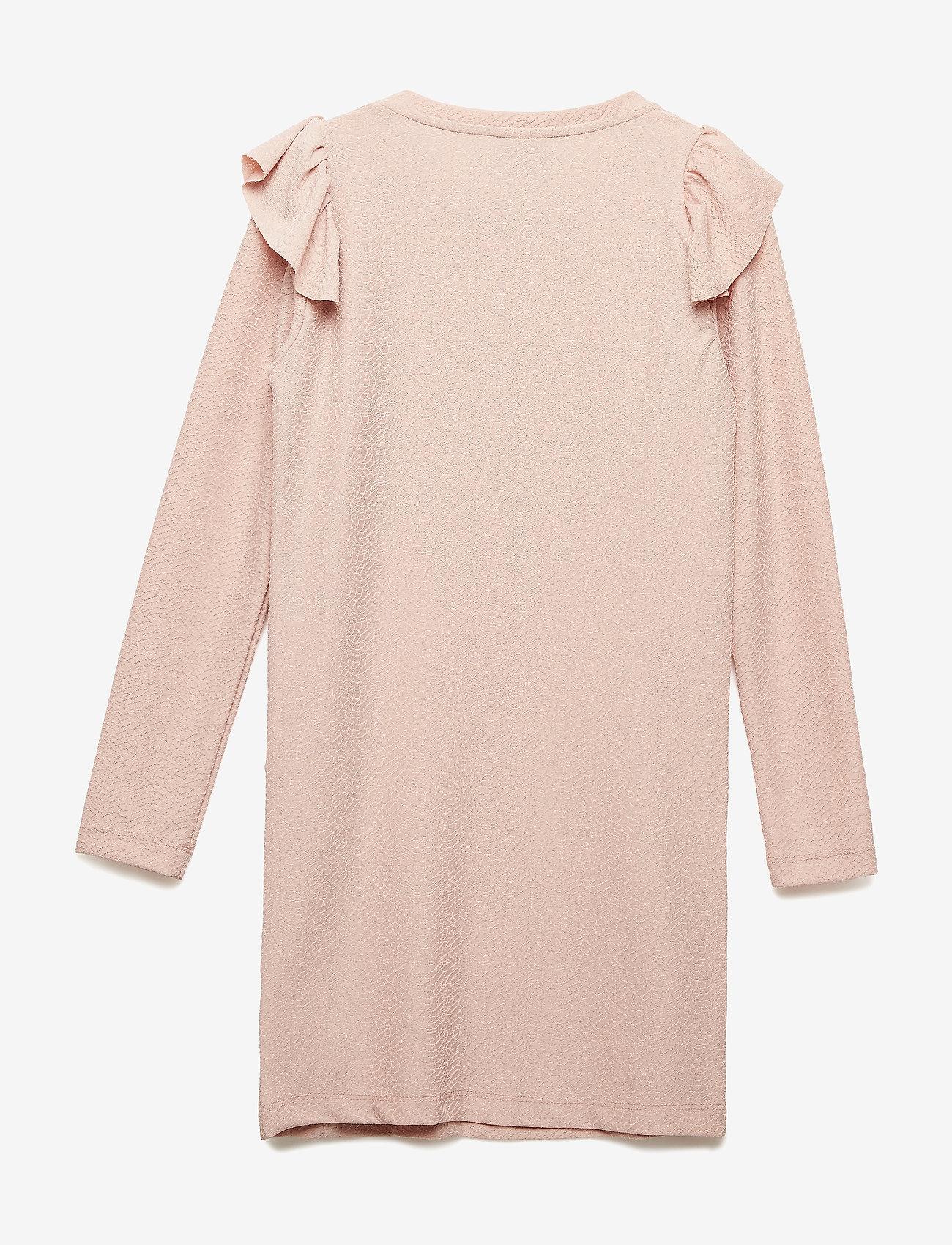 The New - IDA L_S DRESS - robes - adobe rose - 1