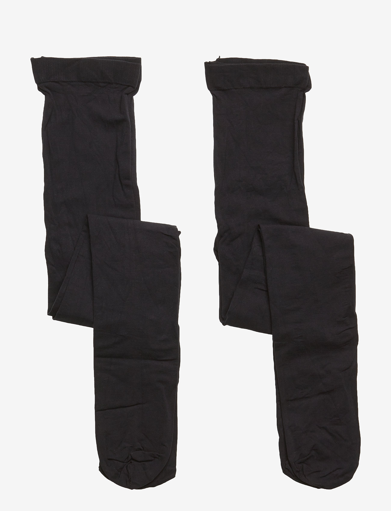 The New - 60 DENIER TIGHTS 2-PACK - strømpebukser - black - 0