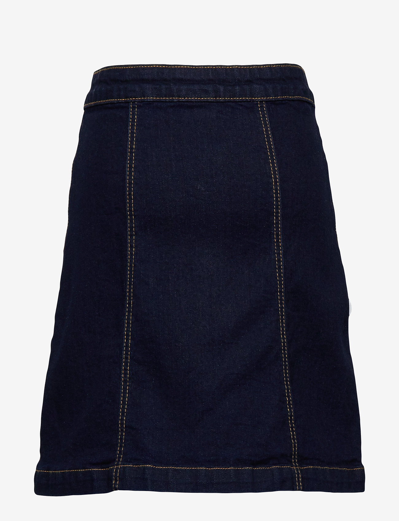 The New - ORVELLE SKIRT - spódnice - dark blue denim - 1