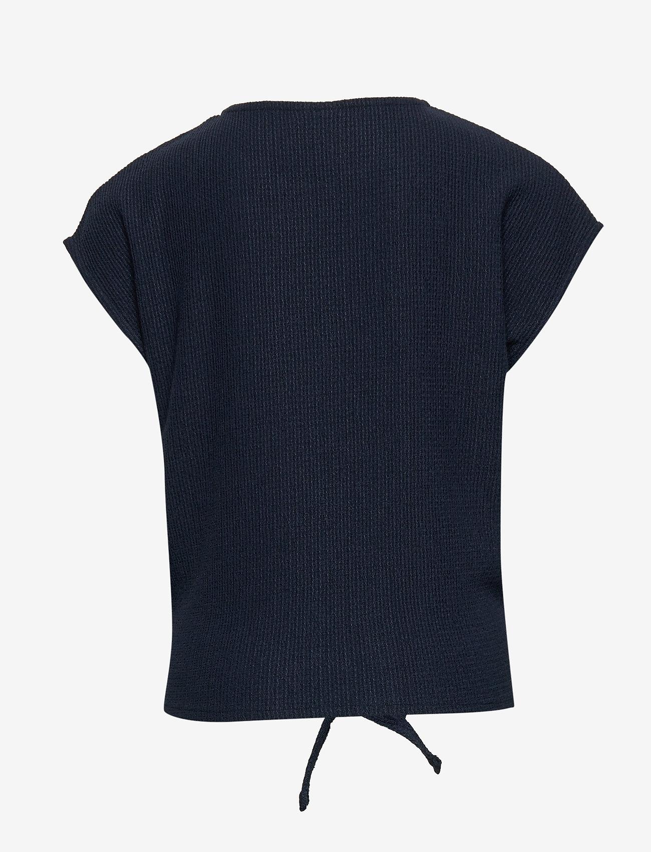 The New - PAM S_S TOP - overhemden - navy blazer - 1