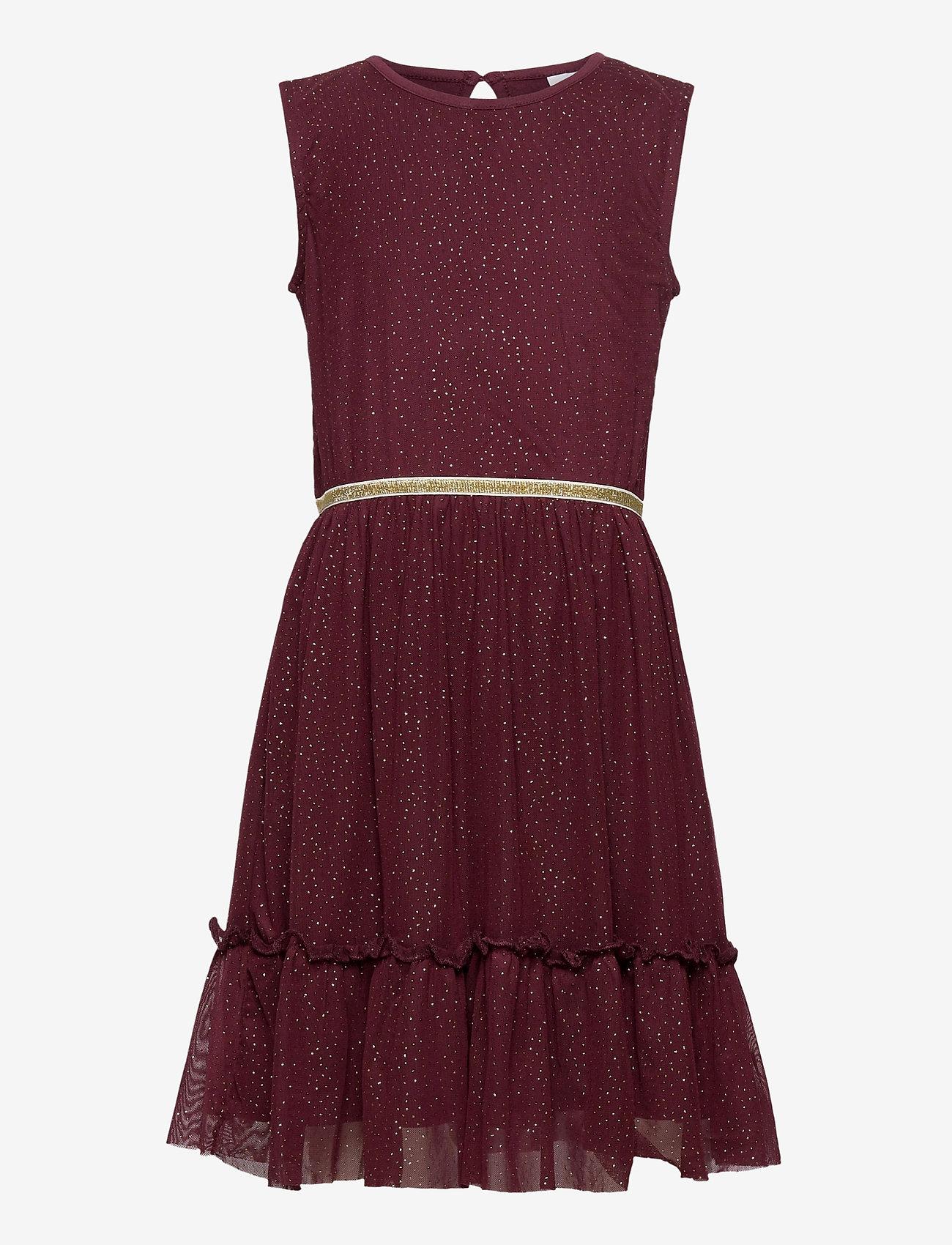 The New - ANNA RODESSA S_L DRESS - kjoler - sassafras - 0