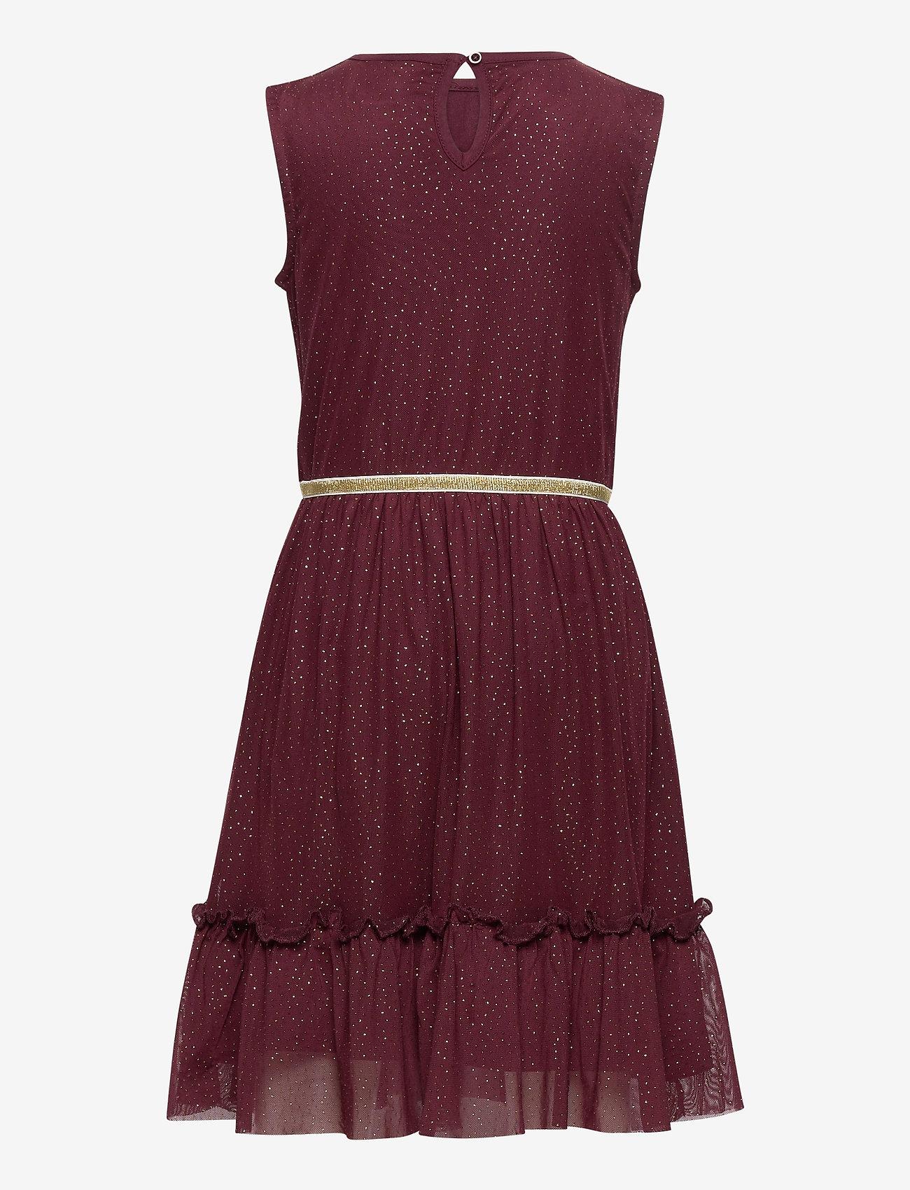 The New - ANNA RODESSA S_L DRESS - kjoler - sassafras - 1