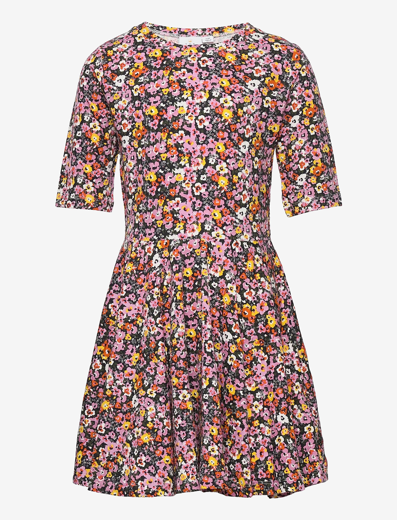 The New - TRY S_S DRESS - kleider - floral aop - 0