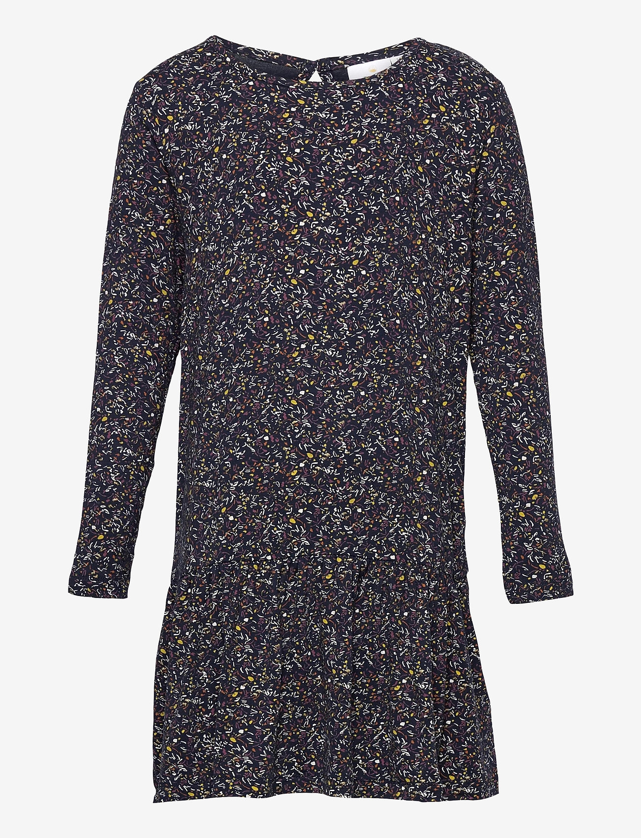 The New - TITUANNA L_S DRESS - jurken - navy blazer - 0