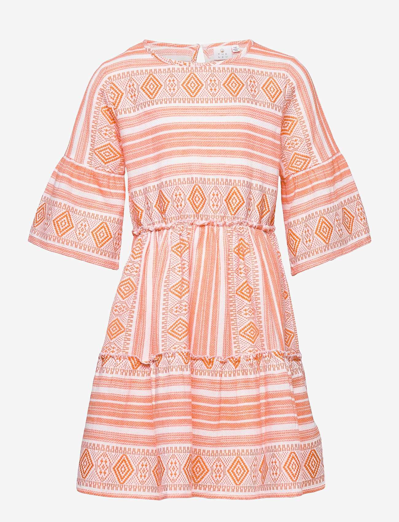 The New - OCIE L_S DRESS - kleider - nectarine - 0