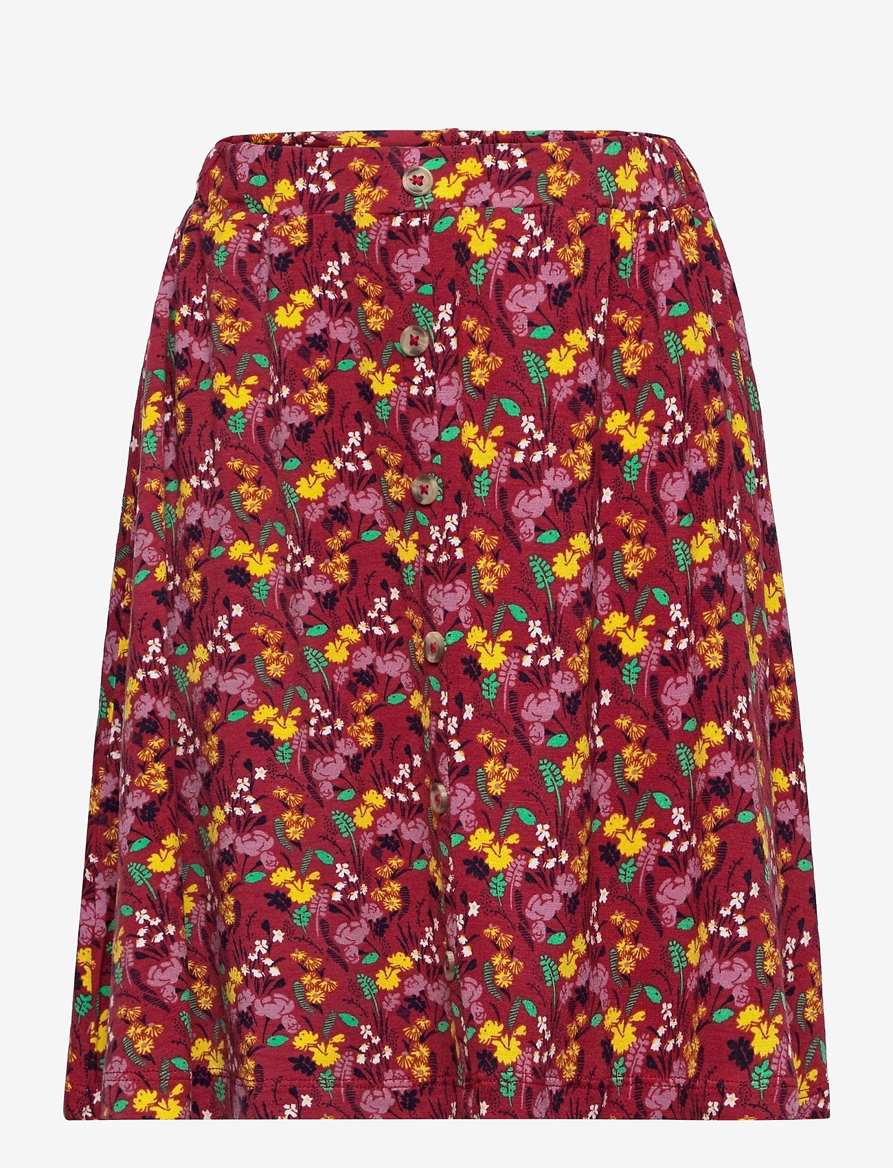 The New - URI SKIRT - röcke - mineral red - 0