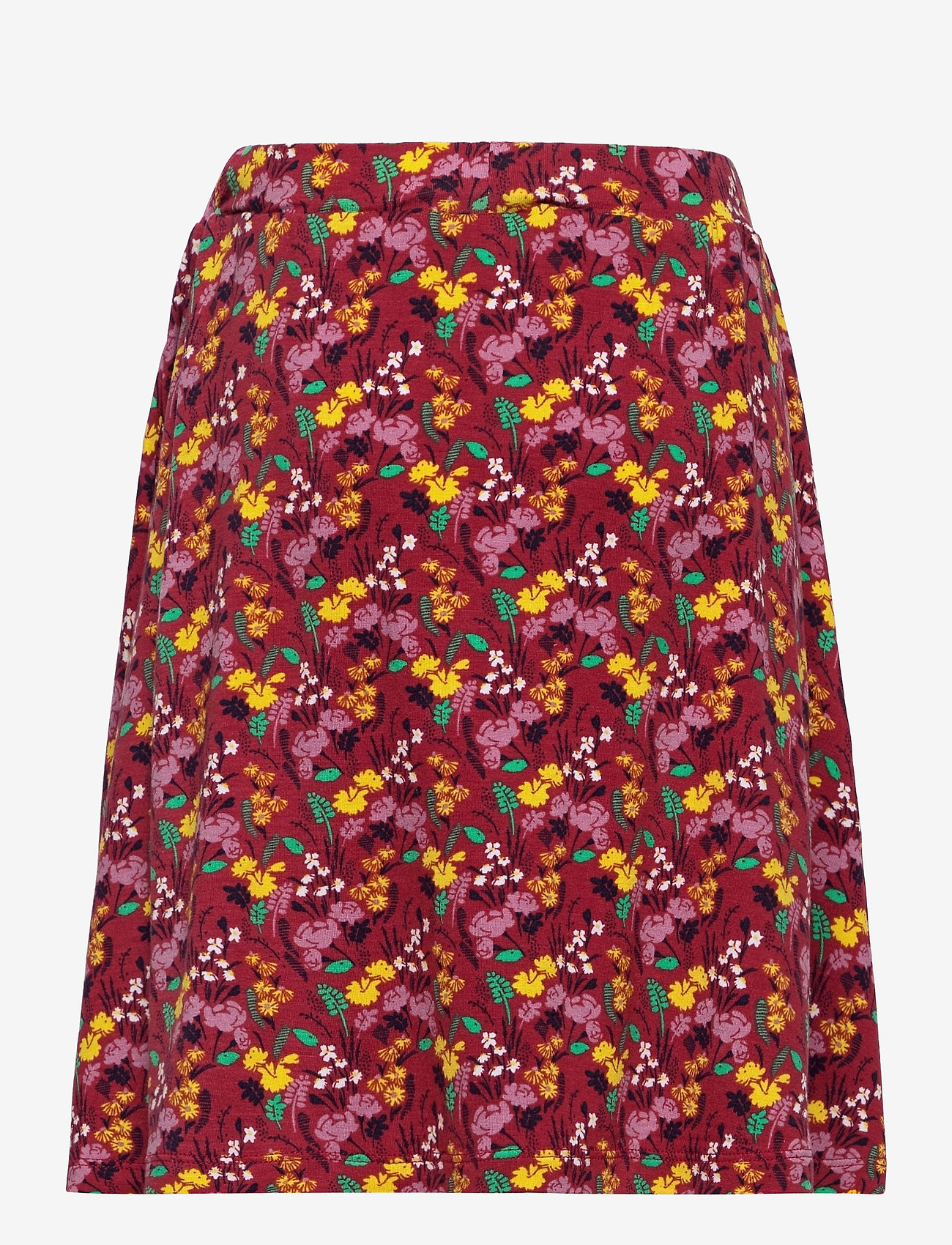 The New - URI SKIRT - röcke - mineral red - 1