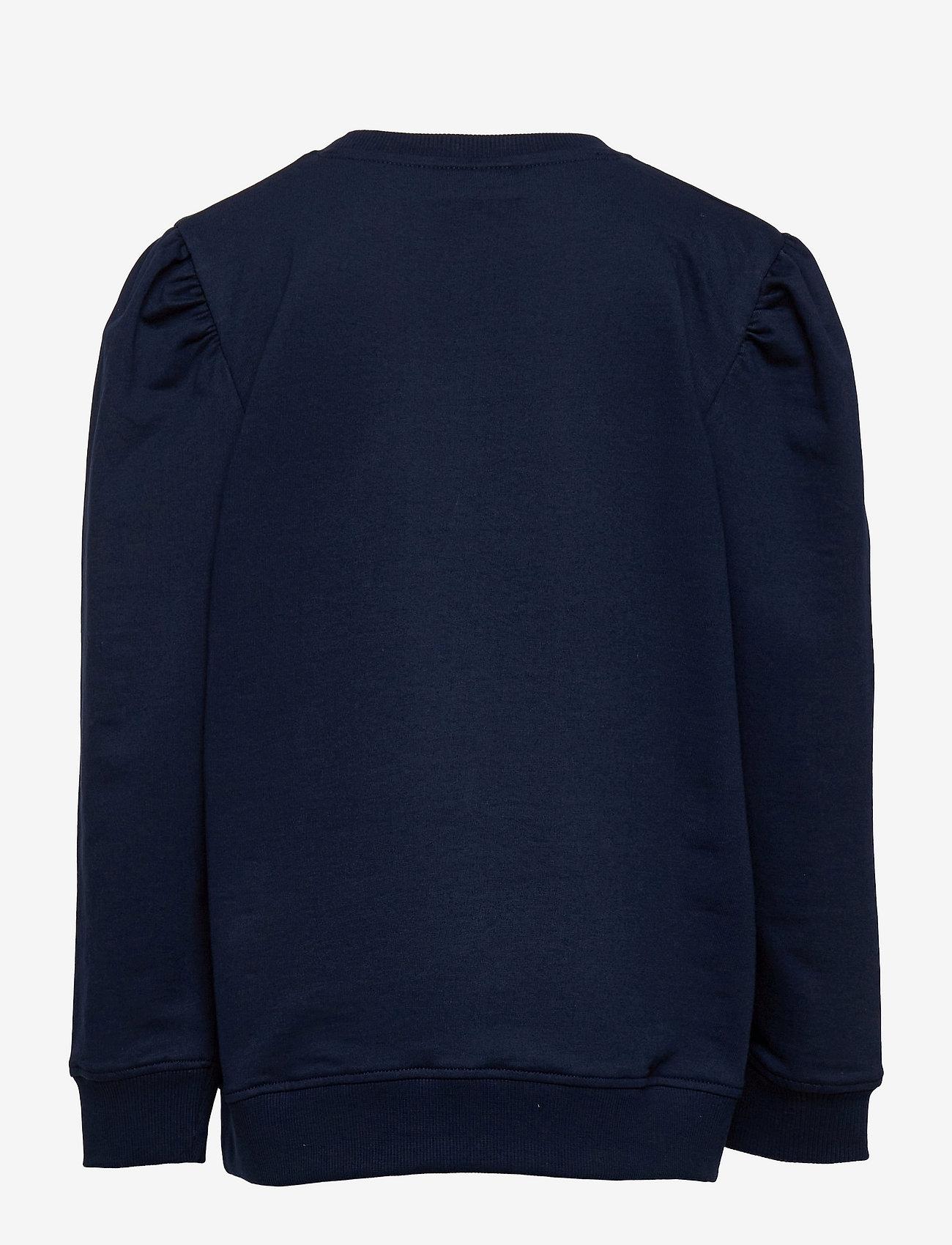 The New - EXIT PUFF SWEATSHIRT - sweatshirts - navy blazer - 1