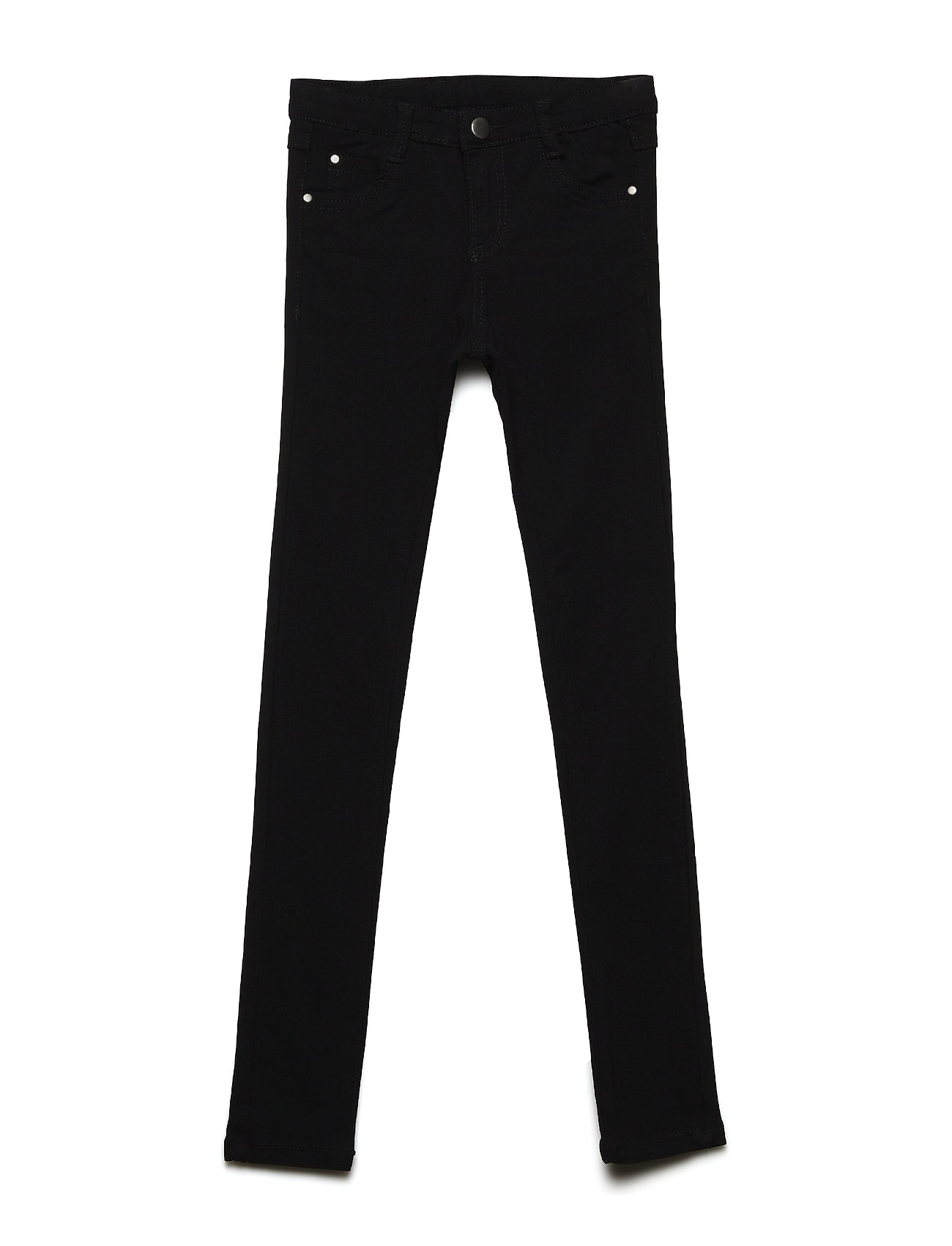 The New EMMIE STRETCH PANTS - BLACK