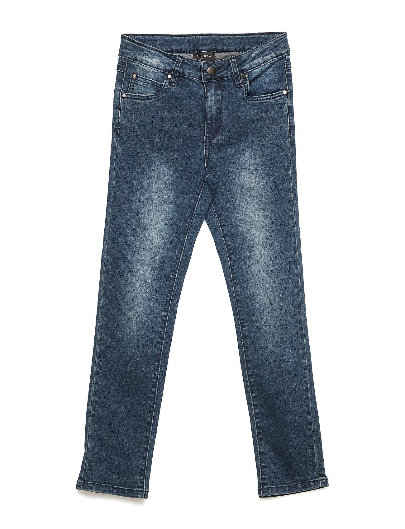 Image of Abel Tight Jeans-Blue Denim (3090829529)