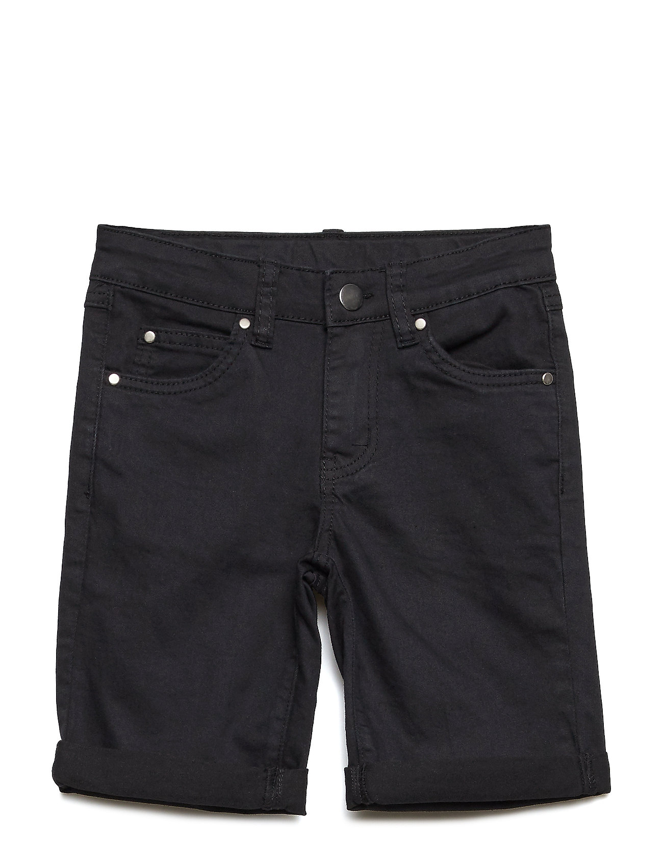 The New THE NEW SLIM SHORTS - BLACK
