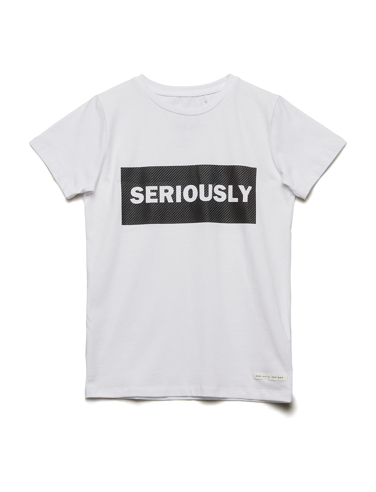 The New KEN S_S TEE - BRIGHT WHITE
