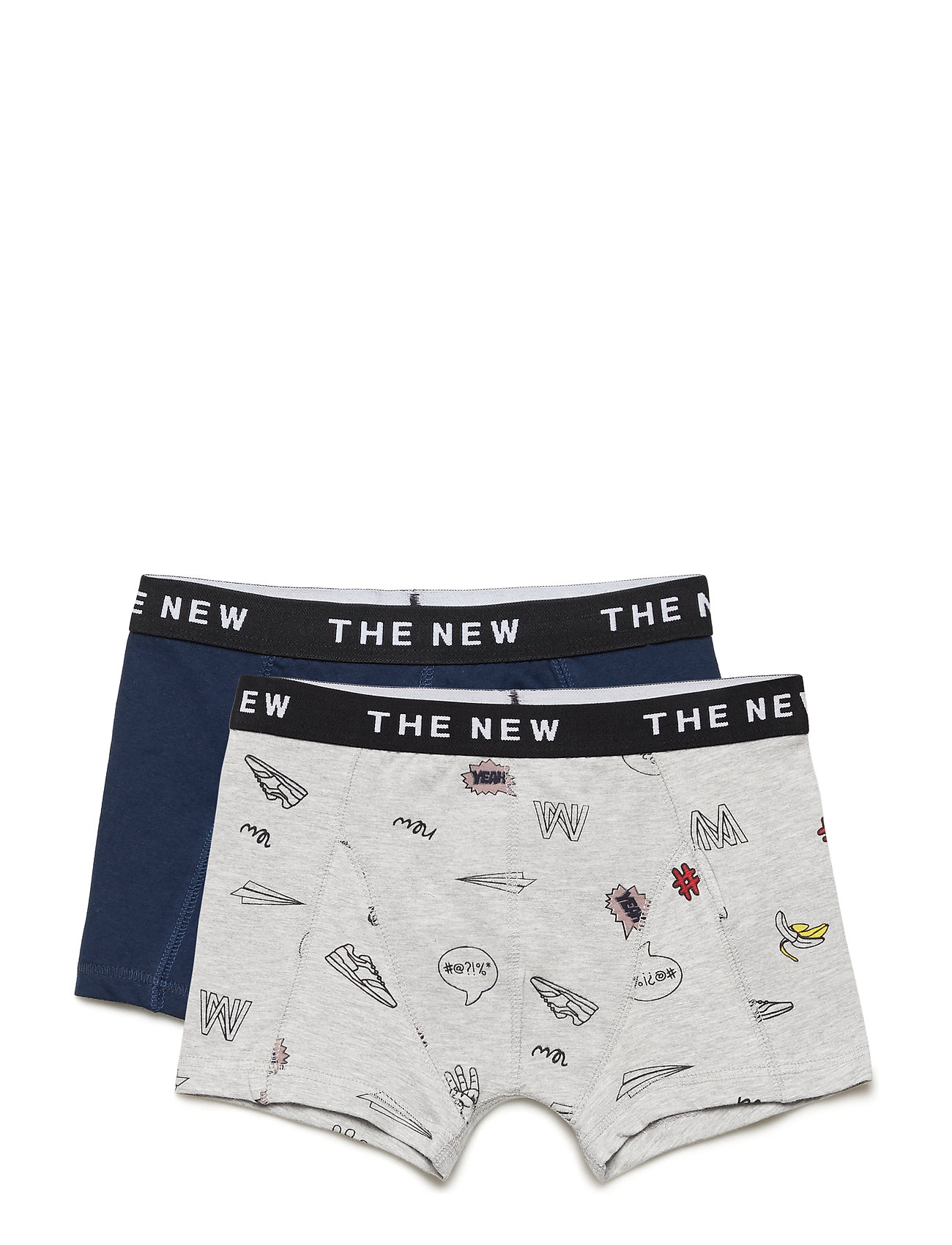 The New THE NEW BOXERS
