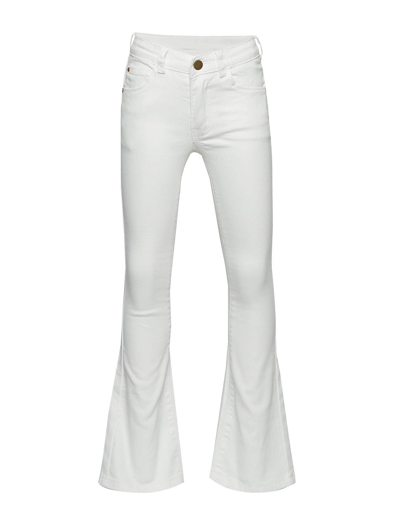 The New THE NEW FLARED JEANS - BRIGHT WHITE