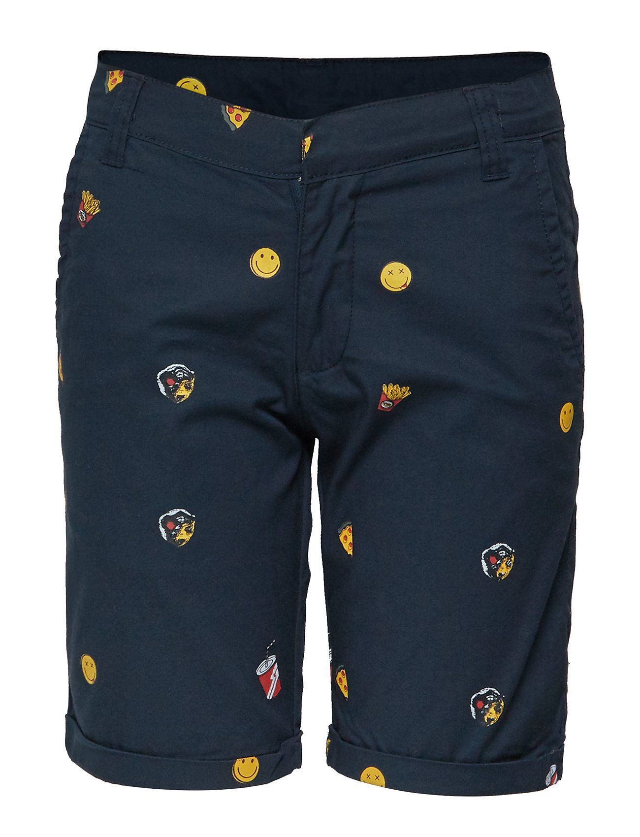 The New LOMO CHINO SHORTS - BLACK IRIS