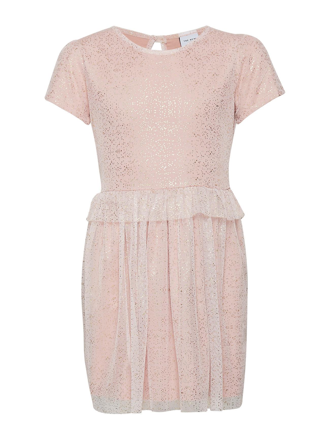 The New LOVINA S_S DRESS - ADOBE ROSE