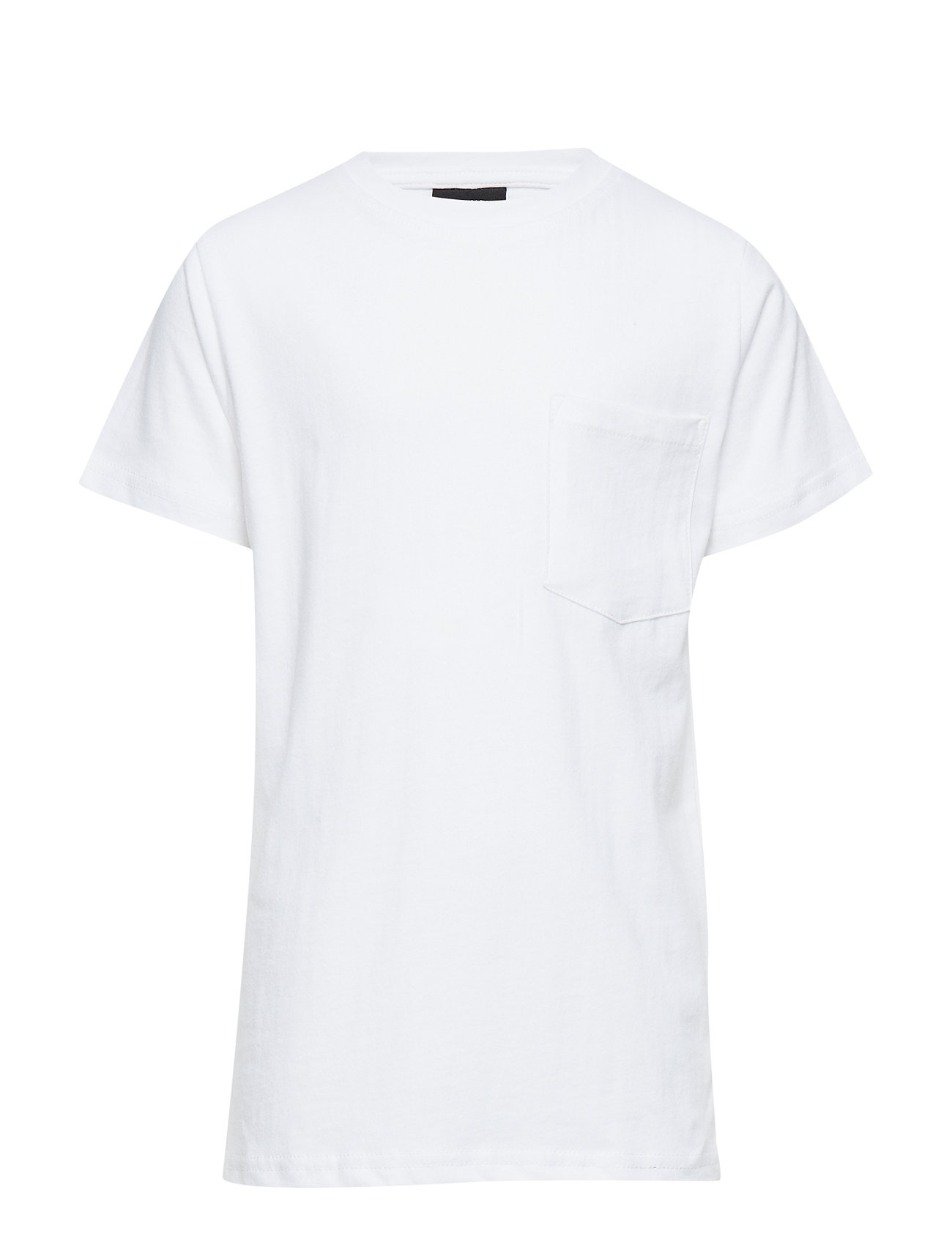 The New THE NEW ECO S_S TEE - BRIGHT WHITE