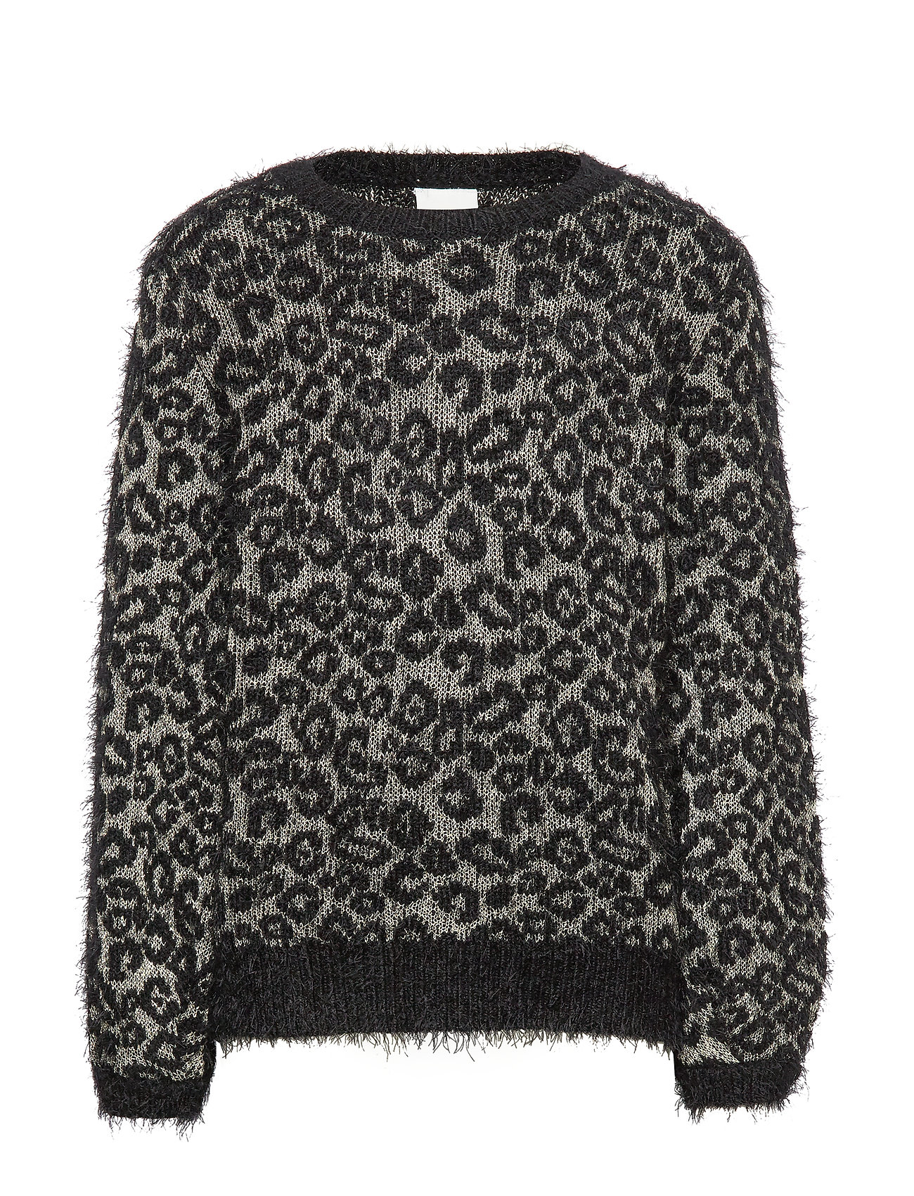 The New NAYA KNIT PULLOVER - LEOPARD