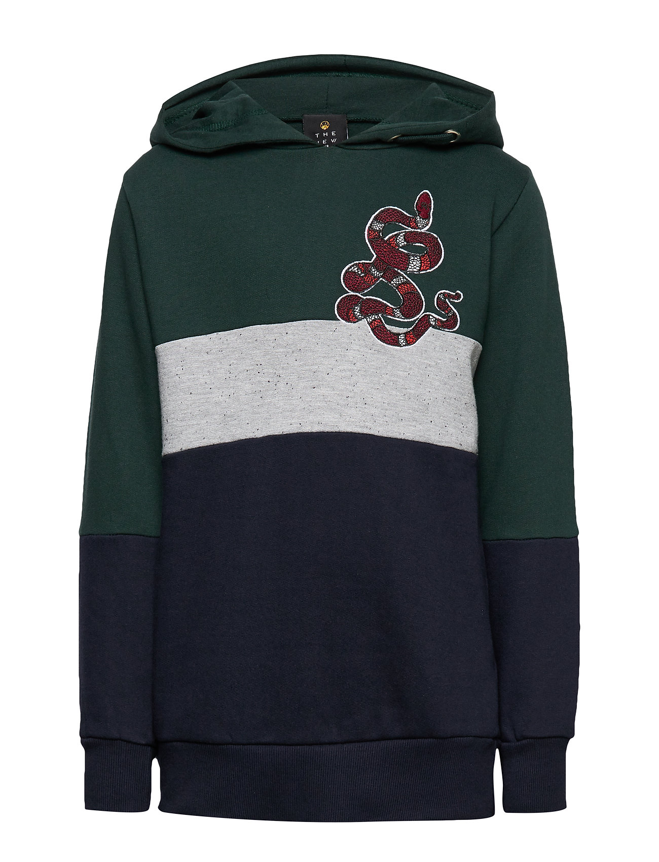 The New NILO HOODIE - GREEN GABLES
