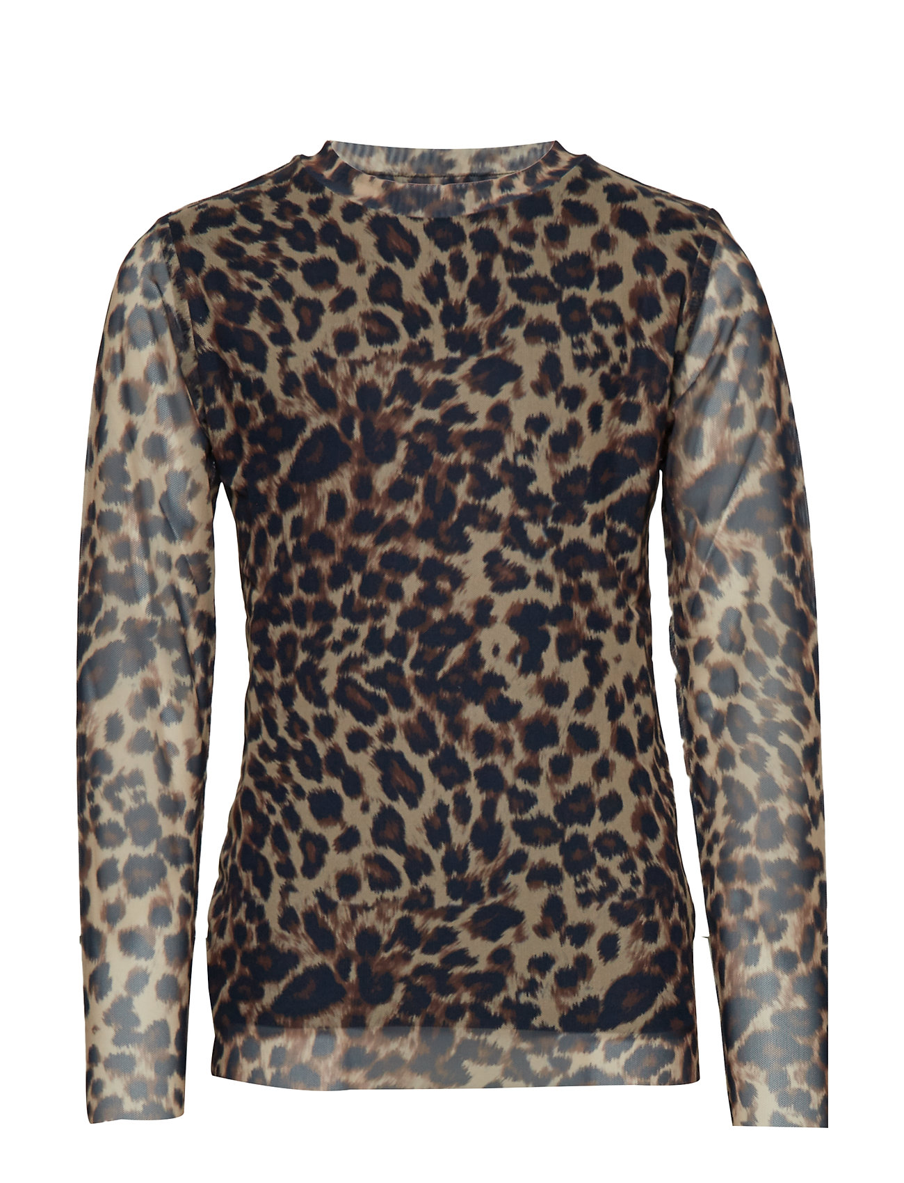 The New MARLEY SCHOOL L_S TOP - LEOPARD