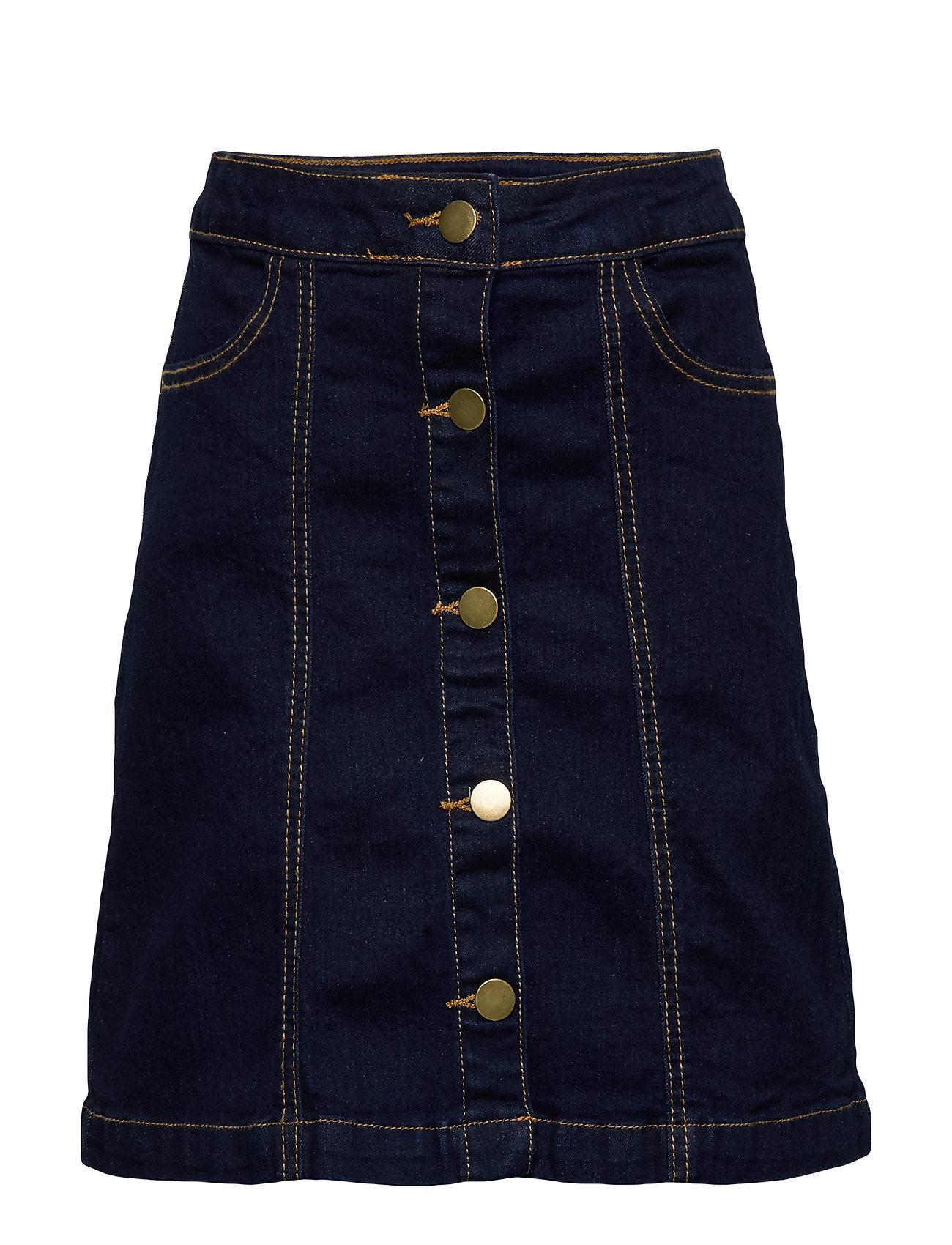Image of Orvelle Skirt Nederdel Blå The New (3349214625)