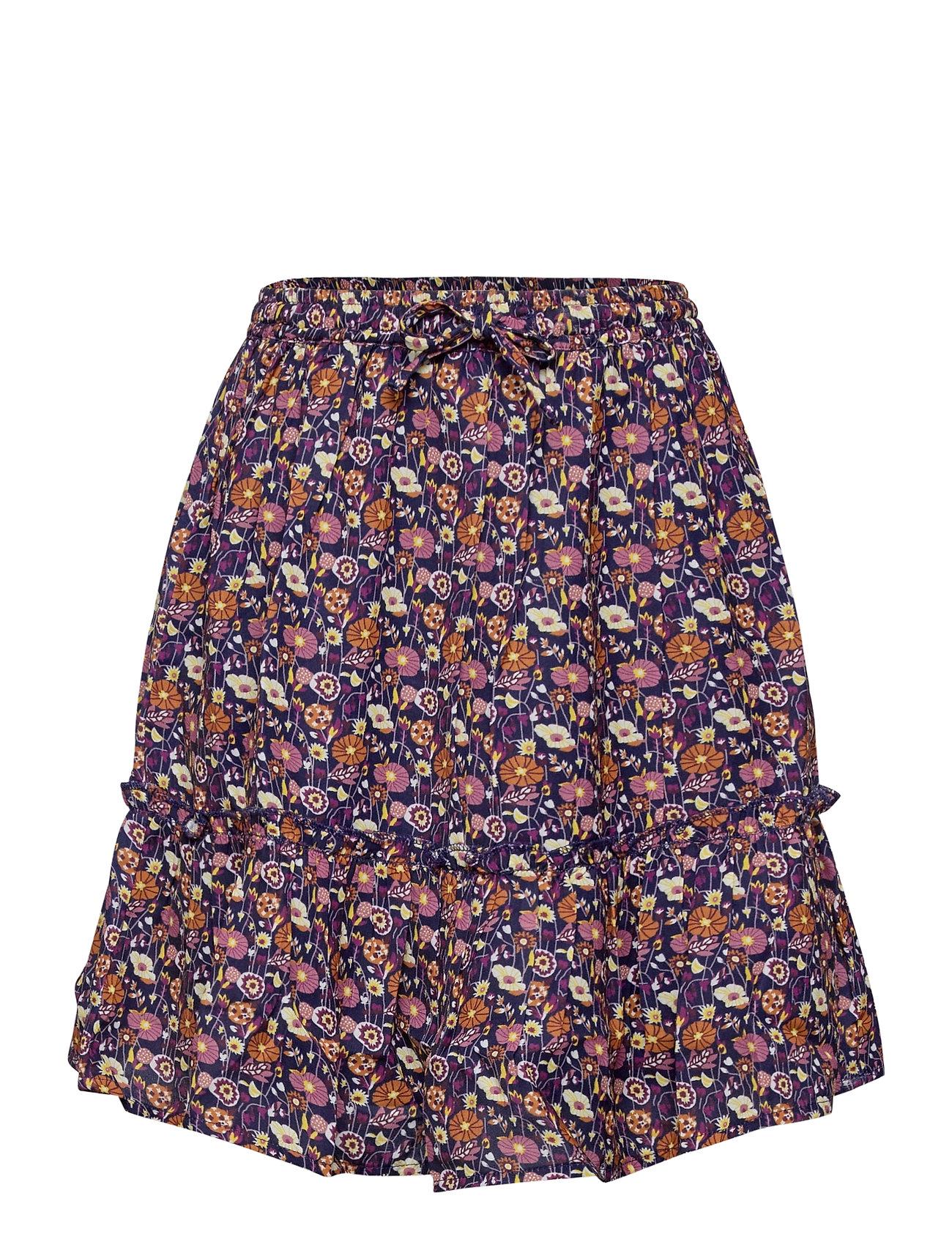 Image of Rina Skirt Nederdel Blå The New (3446808491)