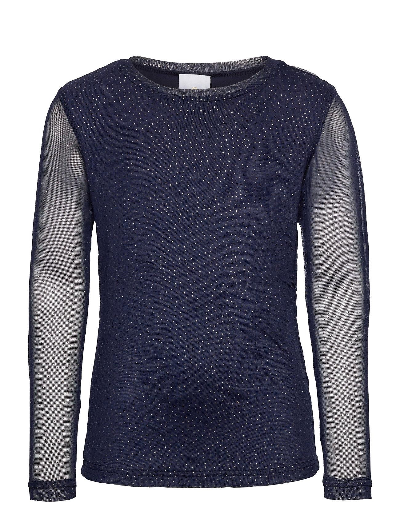 Image of Rachel L_s Top Bluse Tunika Blå The New (3454143709)