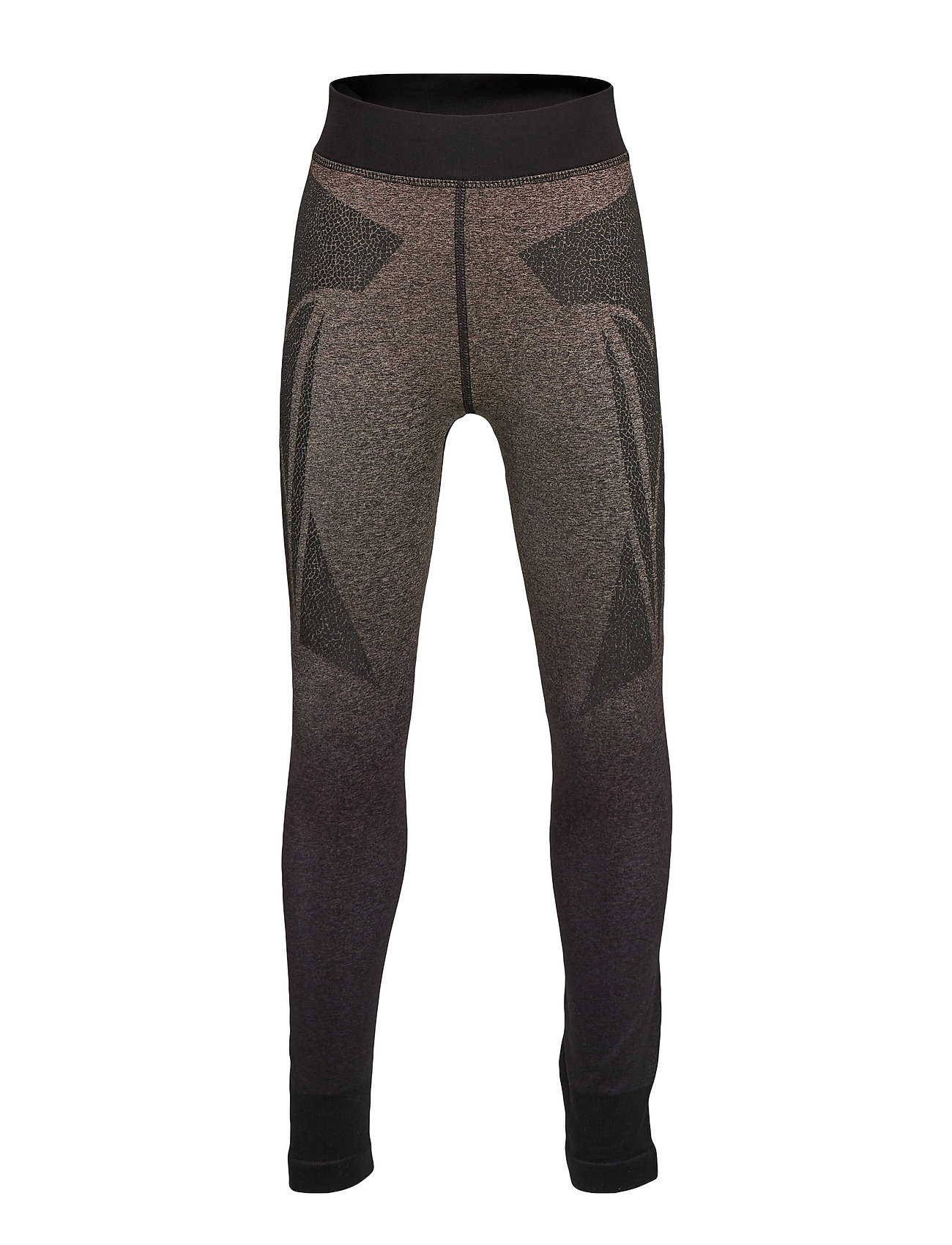 The New PURE DIP DYE LEGGINGS - BLACK