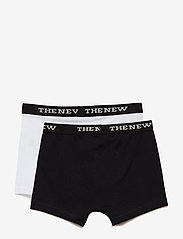 The New - THE NEW BOXERS - doły - black - 1