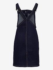 The New - ORVELLE SPENCER DRESS - robes - dark blue denim - 1