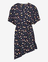 The New - THELMA S_S DRESS - jurken - floral aop - 0