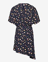 The New - THELMA S_S DRESS - jurken - floral aop - 1
