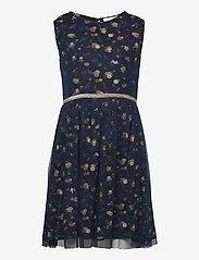 The New - ANNA THELMA DRESS - kleider - floral aop - 0
