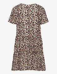 The New - TRINITY S_S DRESS - kleider - leopard - 1