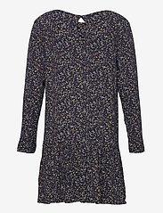 The New - TITUANNA L_S DRESS - jurken - navy blazer - 1