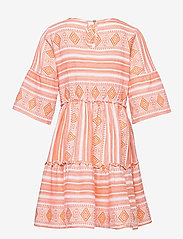 The New - OCIE L_S DRESS - kleider - nectarine - 1