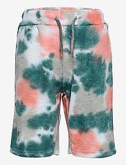 The New - EBERTO SWEATSHORTS - shorts - jasper - 0