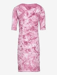 The New - ELSA 1/2 SLEEVE DRESS - kleider - heather rose - 1