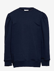 The New - EXIT PUFF SWEATSHIRT - sweatshirts - navy blazer - 0
