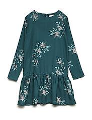 ISLA LS DRESS - JUNE BUG