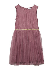 ANNA ILY DRESS - RENAISSANCE ROSE