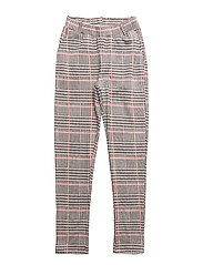 EMIA CHECKED PANTS - CHECKED