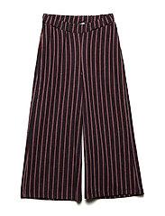 The New - Stripe Culottes