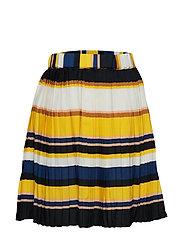 Mella Skirt Kjol Multi/mönstrad THE NEW