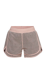 The New PURE MESH SHORTS - ADOBE ROSE