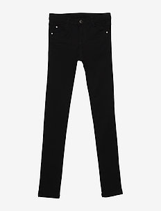 EMMIE STRETCH PANTS - BLACK