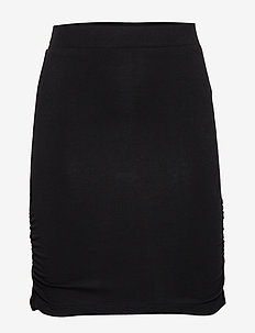 ANUKA SKIRT - BLACK