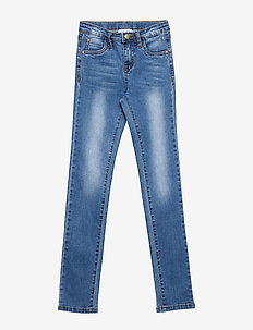 AGNES JEGGINGS - jeans - light blue denim
