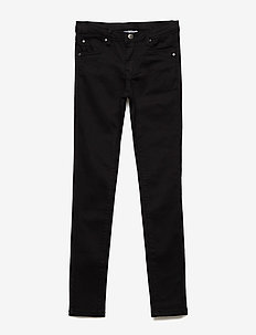 THE NEW SUPER SLIM JEANS - BLACK