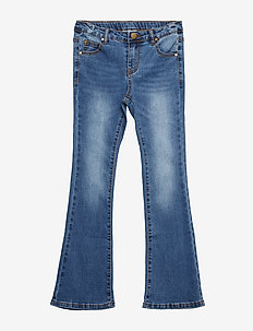 THE NEW FLARED JEANS - LIGHT BLUE DENIM
